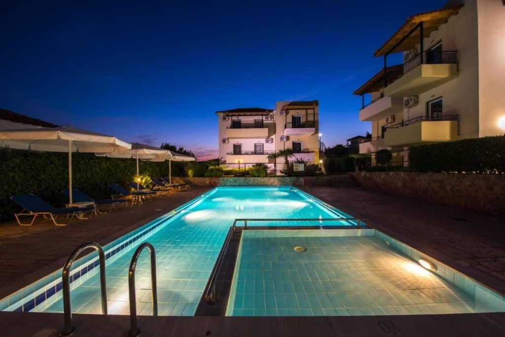 Fotis Apartments Παροχές 4
