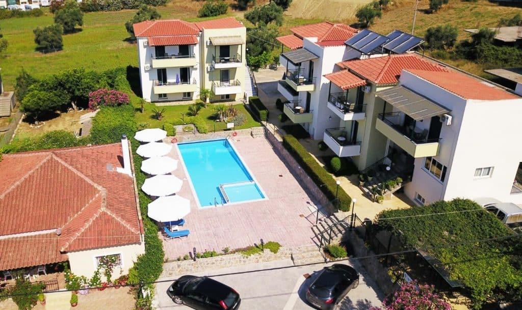 Fotis Apartments Παροχές 6